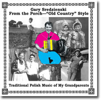 Gary Sredzienski, Accordion