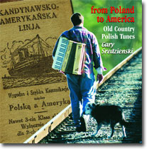 Gary Sredzienski, Accordion Player, Old Country Polish music