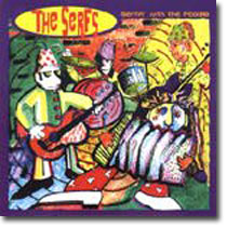 The Serfs, Gary Sredzienski, accordion